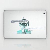 Ponder Laptop & iPad Skin