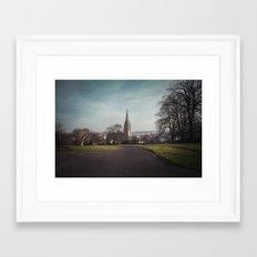 Brook Park, Derry-Londonderry Framed Art Print