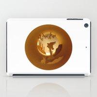 Far North. Owl (Grand Nord. Chouette) iPad Case