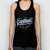 Exciting Unisex Tank Top