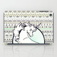 Unicorn Party iPad Case