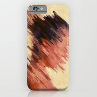 woman iPhone & iPod Cases featuring Woman by SensualPatterns