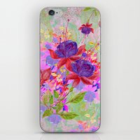 Sweet Garden iPhone & iPod Skin
