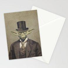 Sir Yodington (square format)  Stationery Cards