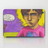 L'il Ennio iPad Case