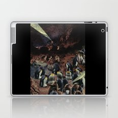 PENGUINS WITH POWERS Laptop & iPad Skin
