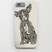 Polynesian Chihuahua iPhone 6 Slim Case