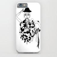 Grooming The Beard iPhone 6 Slim Case