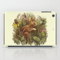 The Cottontail And The K… iPad Case