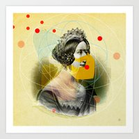 Another Portrait Disaster · Q1 Art Print