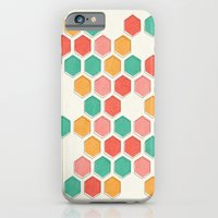 iPhone & iPod Case featuring overlap by Dot Handmade