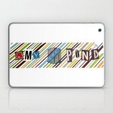 Amy Pond Laptop & iPad Skin