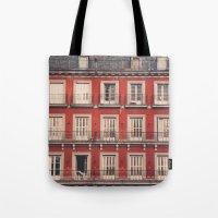 Plaza Mayor Tote Bag