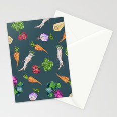 Square Roots and Cube Roots Stationery Cards