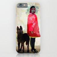 iPhone & iPod Case featuring Ghost by Feline Zegers