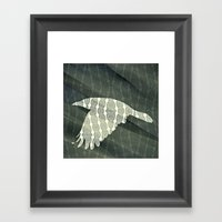 The Rook #VII Framed Art Print