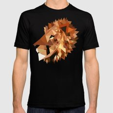 Pride SMALL Mens Fitted Tee Black