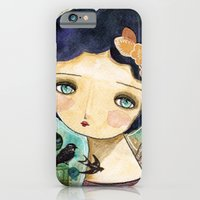 iPhone & iPod Case featuring Charity Wings Watercolor Collage by Danita Art
