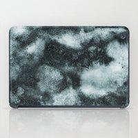 Watercolor textures iPad Case