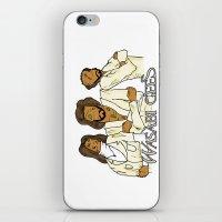 Wasabi Gees iPhone & iPod Skin