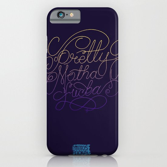 Stay Pretty iPhone & iPod Case
