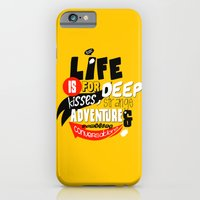 Life is for deep kisses... iPhone 6 Slim Case