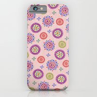 iPhone & iPod Case featuring Just For Fun: Orange by Art, Love & Joy Designs