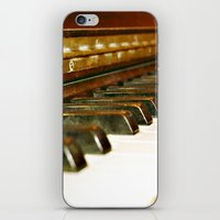 That Old Piano  iPhone & iPod Skin
