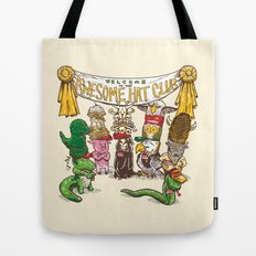 Awesome Hat Club Tote Bag
