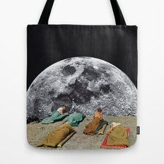 CAMPGROUND Tote Bag