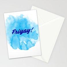 Friyay! Stationery Cards