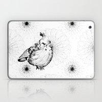 Birdy And Flora Laptop & iPad Skin