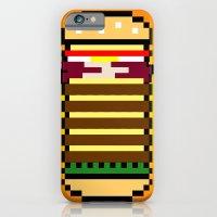 Diet Burger iPhone 6 Slim Case