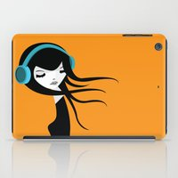 Flow In The Music iPad Case