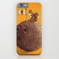 Conquering the biggest nut iPhone 6 Slim Case
