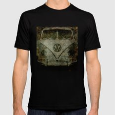 VW Zombiemobile - A Kill… Mens Fitted Tee Black SMALL