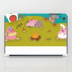 Three little PIG iPad Case