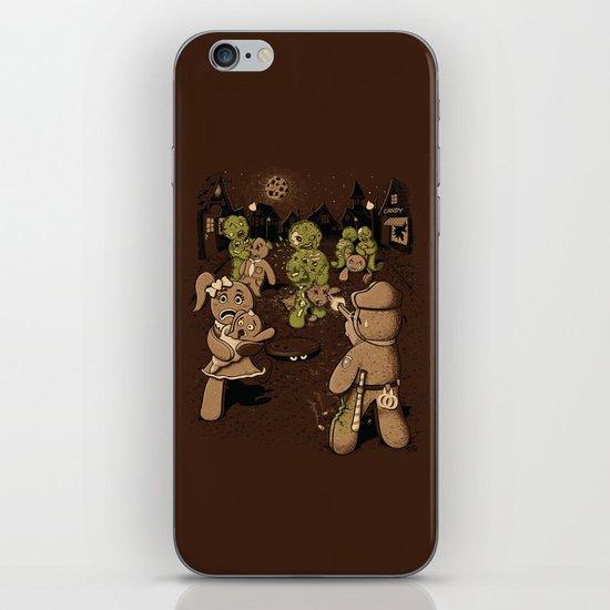 The Walking Bread iPhone & iPod Skin