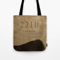 No. 6. 221B Tote Bag