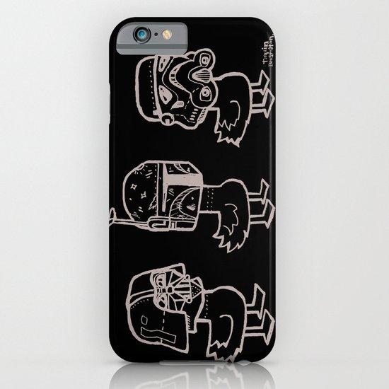 Star Wars Ducks  iPhone & iPod Case