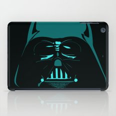 Tron Darth Vader Outline iPad Case