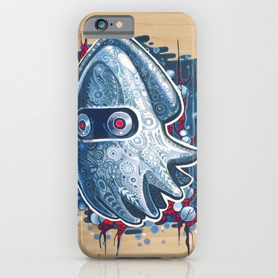A GHOST IS BORN iPhone & iPod Case