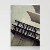 Union Station Stationery Cards