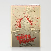 Death Proof Stationery Cards
