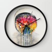Somewhere in Space, I'm Dreaming Wall Clock