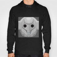Cyberman - Doctor Who Hoody
