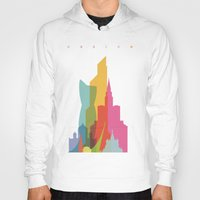 Shapes of Moscow Hoody