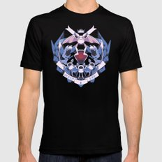 LEECH LIFE Mens Fitted Tee Black SMALL