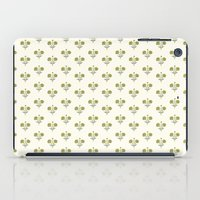 Butter Peonies iPad Case