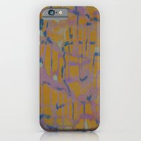 iPhone & iPod Case featuring Pastel Map by Mayday750
